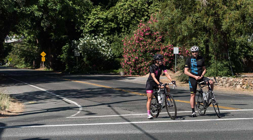 Kenwood Offers Great Cycling